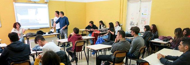 Napoli, con Bianco-Valente l'arte contemporanea al liceo Vico