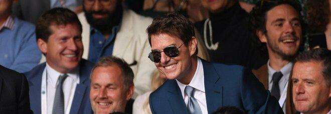 Dopo Wimbledon, Tom Cruise si regala anche Italia-Inghilterra, la finale di Euro 2020