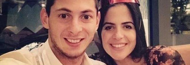 Emiliano Sala, spunta la fidanzata segreta. Pallavolista scrive: «Ti amerò per sempre»