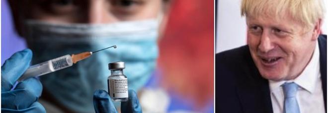 «Terza dose del vaccino per tutti gli over 50»: il piano di Boris Johnson per evitare nuovi lockdown