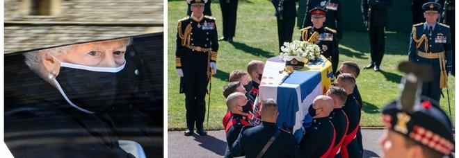 I funerali del principe Filippo, Gran Bretagna in silenzio per le esequie. Il dolore della regina Elisabetta e Carlo
