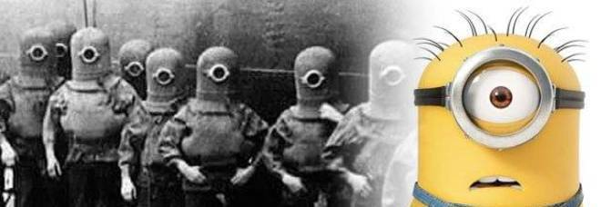 I «minions» ispirati agli esperimenti nazisti: il post di un utente