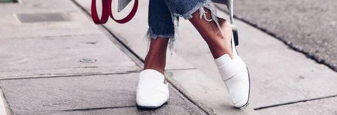 Scarpe bianche, è must have: ecco i tre modelli di tendenza per questa primavera