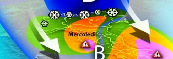 Meteo, torna il maltempo: le regioni a rischio. Allerta a Roma, a Trieste preoccupa la Barcolana