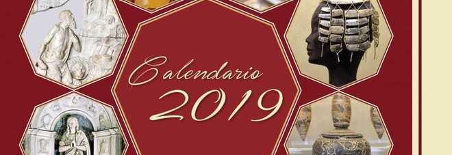 Calendario 365.Dai Musei Al Calendario 365 Giorni Con I Tesori Di Nola Il Mattino