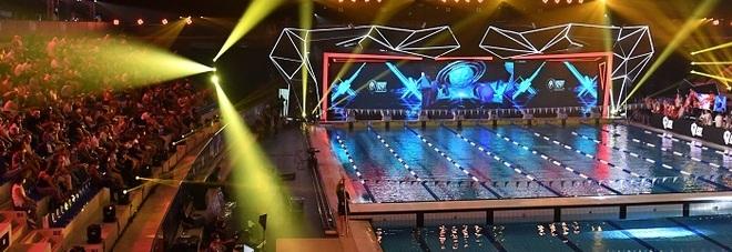 International Swimming League 2021, i big del nuoto: «Napoli città unica»