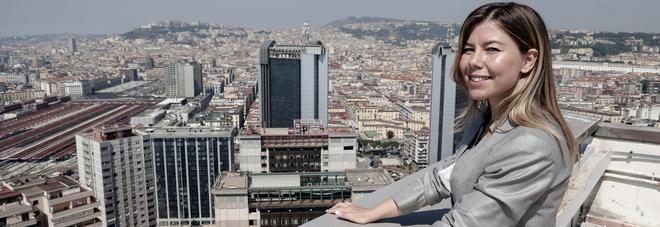 Napoli vista dall'alto, Alessandra Clemente: «Una cordata di investitori per restituire alla città il suo mare»