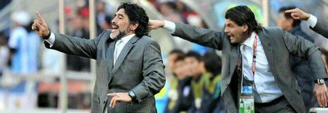 Maradona e la panchina della Seleccion che avrebbe potuto salvargli la vita