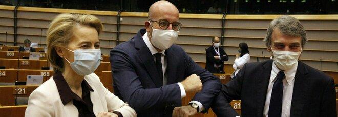 La Ue all'Italia: «Aiutate il Sud» Dal maxi-fondo spinta di 70 miliardi