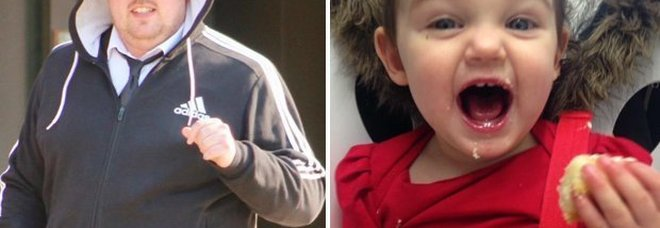 Babysitter-mostro uccide una bambina di 22 mesi picchiandola ripetutamente