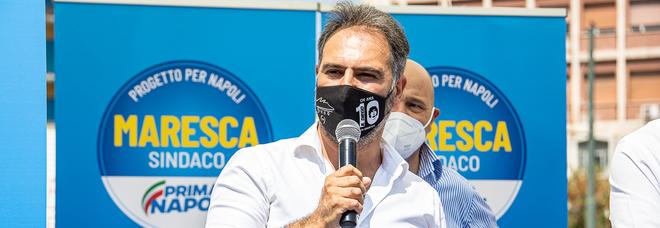 Comunali a Napoli, Maresca chiama Manfredi: «No a carrozzoni, incontriamoci per elezioni pulite»