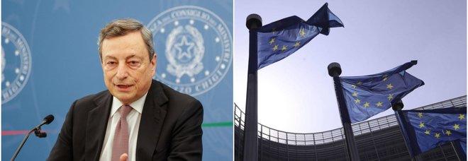 Oggi l assegno Ue da 24,9 miliardi: parte il Recovery