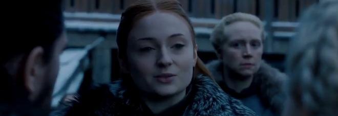 Game of Thrones, Sansa incontra Daenerys: le prime immagini della nuova stagione