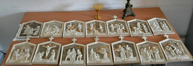 Furto in chiesa a Sarno, i ladri sono due africani e un italiano