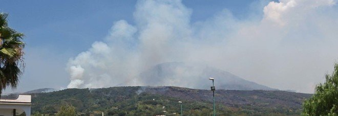 Vesuvio, gli incendi gli distruggono mezza vigna. Lui vince un premio internazionale