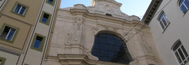 Napoli, restaurata la chiesa di San Pietro Martire: «Restituiamo alla città una chiesa trecentesca»
