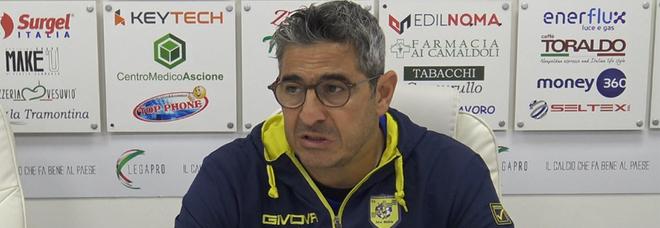 Juve Stabia, a Caserta inizia il tris di gare che decideranno i playoff