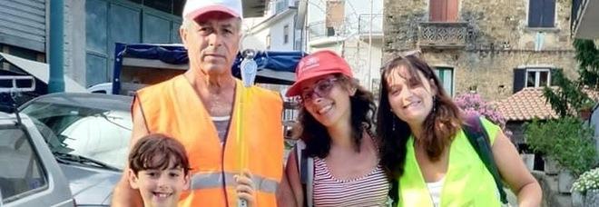 Cittadini ecologisti a Montecorice: ripulite le strade del comune