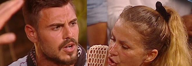 Francesco Monte ed Eva Henger