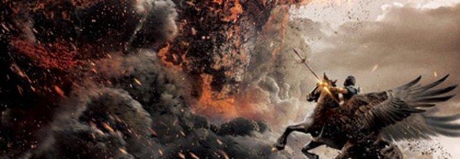 Stasera in tv lunedì 21 giugno su Italia 1, «la Furia dei Titani»: curiosità e trama del film del 2012