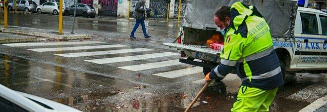 Maltempo, piogge e temporali su regioni Centro Italia. Allerta gialla per Lazio, Umbria e Abruzzo
