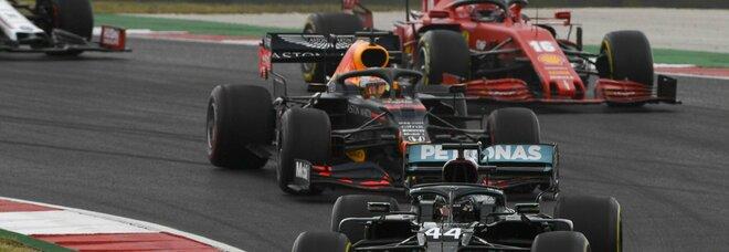 Live F1, Diretta GP Portogallo: Leclerc porta la Ferrari in quarta posizione, Vettel 13esimo
