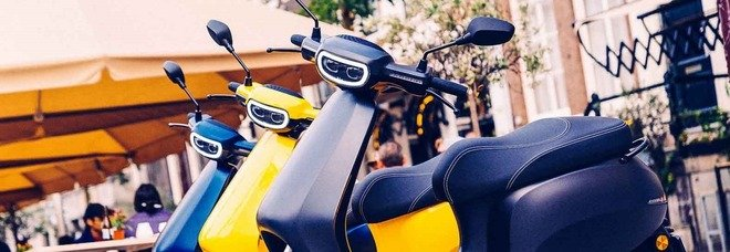 Scooter Ola Electric Mobility