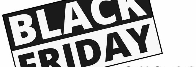 Amazon Black Friday raddoppia: sconti e promozioni per 26 e 27 novembre