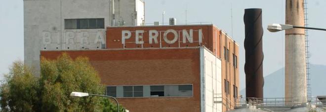 Napoli, l'ex birrificio Peroni diventa un centro polifunzionale