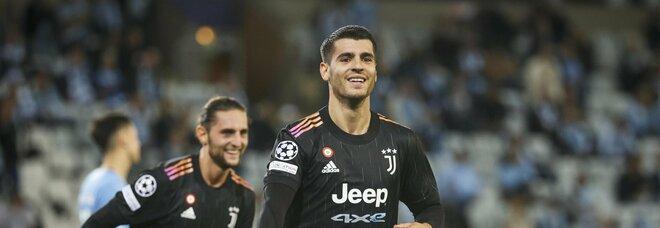 Champions League, Malmoe-Juventus in diretta