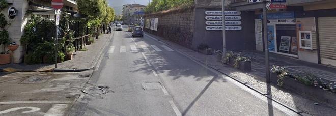Corso Italia Sorrento
