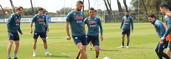 Napoli-Lazio, Ospina non convocato: Elmas c'è, rientra anche Lozano