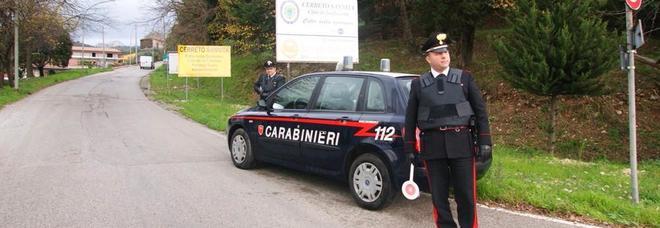 carabinieri cerreto