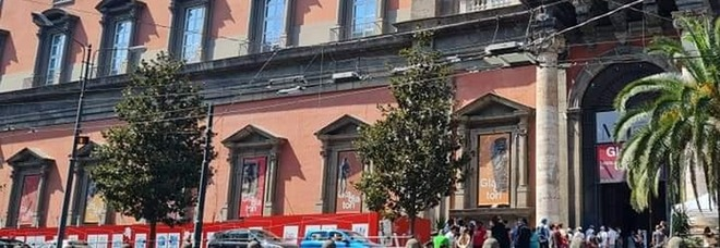 Napoli, l'estate della rinascita al Mann: ad agosto 32mila visitatori