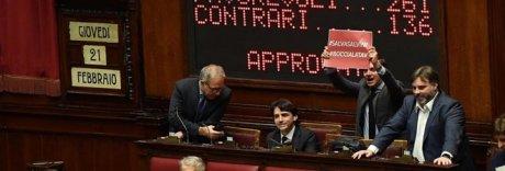 Sì a mozione Lega-M5S alla Camera «Tav va completamente ridiscussa»