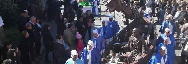 Covid, a Procida addio alla processione dei Misteri ma ci sarà «in miniatura»