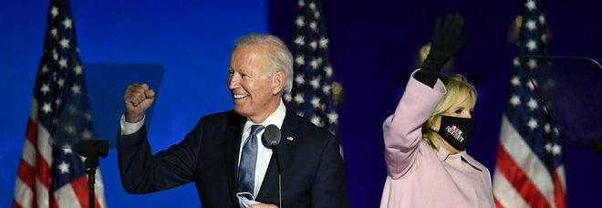 Elezioni Usa 2020, Biden vince anche in Michigan, manca solo il Nevada. Ira Trump: «Riconteggio»