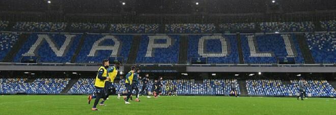 Napoli, lo stadio Maradona è un fattore: al top in Europa anche senza i tifosi