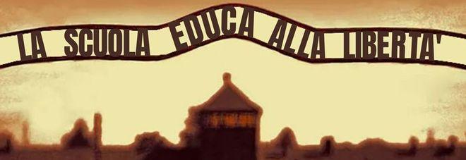 «La scuola come Auschwitz»: post choc e bufera sul consigliere Leghista. Ma lui lo rivendica