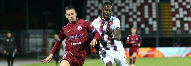 Cittadella-Salernitana 0-0: ottavo pari nelle ultime 11 giornate