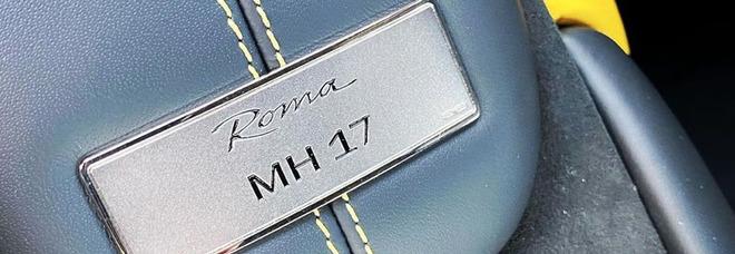 Hamsik, un compleanno speciale: s'è regalato la Ferrari da 200mila euro