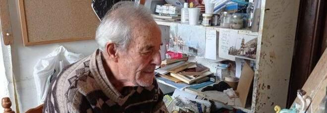 Covid a Torre del Greco, morto il pittore Vito Esposito
