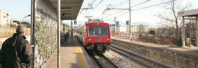 Malore sul treno, Circum a binario unico tra Torre del Greco e Torre Annunziata