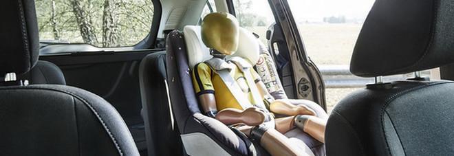 Viaggiare sui sedili posteriori è più pericoloso