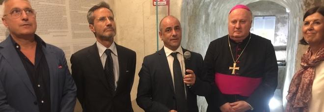 Caldoro inaugura il Mar Positano: «In Costiera interventi straordinari»