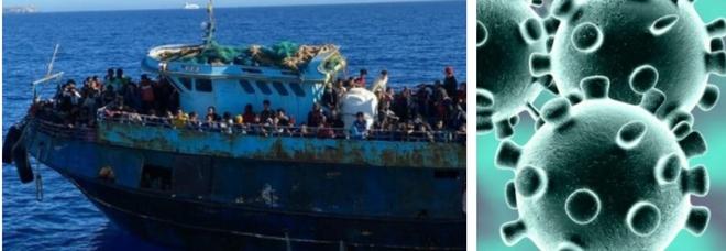 Variante Delta arrivata in Sicilia, 10 migranti positivi sbarcati a Lampedusa