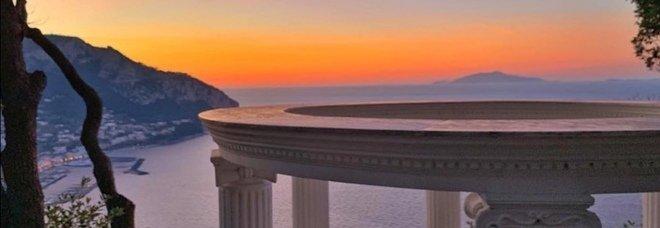 «Capri Caput mundi» le opere del maestro Rubino in mostra