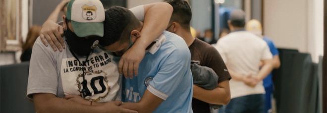 Festival cinema spagnolo a Napoli, chiusura con il film sul funerale di Maradona