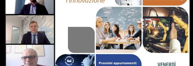 Formazione a scuola per l'accesso al lavoro: Giordani e De Franchis respirano «Ossigeno»