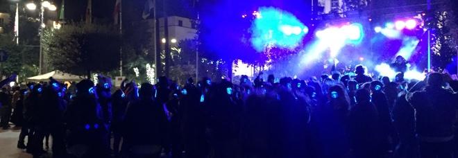 Pompei, una strada come discoteca, movida fracassone e senza regole